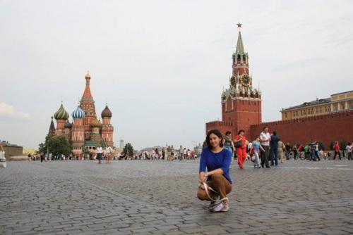 Plaza Roja - Moscu Rusia
