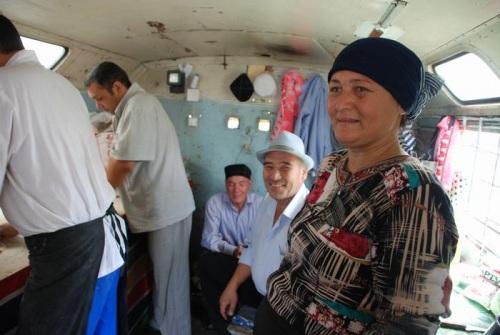 Kirguistan - Ciudad de Osh Ivan Vallejo